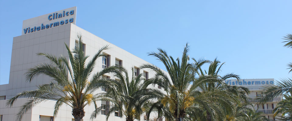 hospital vistahermosa de alicante: